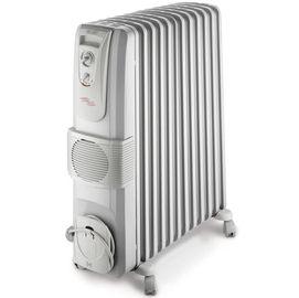 【迪朗奇】《Delonghi》十二片式熱對流暖風◆電暖器《KR791215V》三年保固◆義大利製
