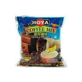 【吉嘉食品】HOYA二合一即溶咖啡 每包10公克*30小包160元{5E101-1:1}