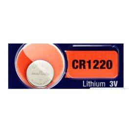 新力SONY CR1220鈕扣型電池(1入)★電力持久★適合精密電子產品