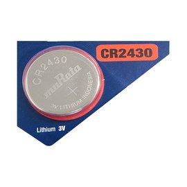 新力SONY CR2430鈕扣型電池(1入)★日本原裝進口★電力持久★適合精密電子產品