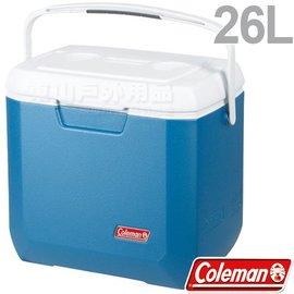 ~Coleman~Xtreme 26L 冷冽藍手提冰箱 行動冰箱 保冰袋 保冷袋 冰桶