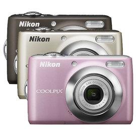 Nikon 數位相機 COOLPIX L21 【800萬像素/4倍數位變焦/光學防震功能】本館~特價優惠$2980元~★綠洲影音廣場★