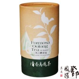 〔鄧國權茶園〕清香烏龍茶立體茶包