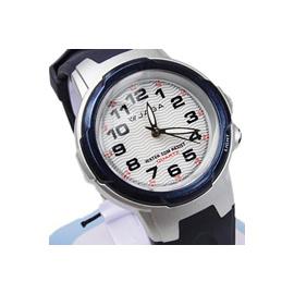 AQ71~E 捷卡 JAGA 指針錶 白面 藍黑色橡膠 33mm 男錶 童錶 時間 樂活時