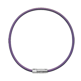 【太和健康生活工房】液化鈦負離子能量健康頸環【深紫】