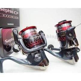 ◎百有釣具◎SHIMANO 限量日製 SEPHIA CI4  C3000S/C3000HGS型 軟絲/路亞 捲線器 ~買再送10木蝦