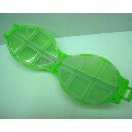 ◎百有釣具◎太平洋POKEE 手榴彈型 隨身零件工具盒