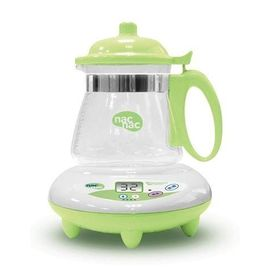 nac nac 微電腦調乳器(綠色)-贈:水垢劑*1   *最新款式2年保固!!!*