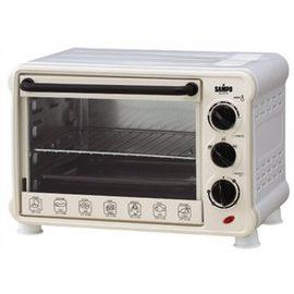 【聲寶】《SAMPO》18公升◆可烤全雞◆中烤箱《KZ-PR18/KZPR18》