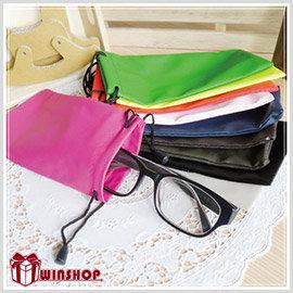 【winshop】色彩繽紛,糖果眼鏡袋/手機袋/飾品袋/束口袋/收納袋,讓你的小東西,不再找不到地方放