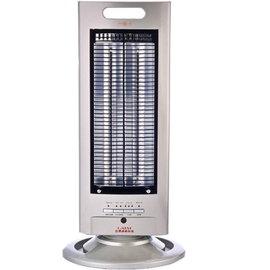 有1台【台灣通用】微電腦觸控功能◆遙控負離子碳素◆電暖器《GM-117》