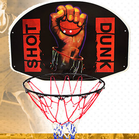 ABS中型籃球板P116-3624P耐用籃球架子籃框籃球框架籃板籃球板子籃網籃球網子中型籃球架打籃球灌籃投籃架玩球類運動用品推薦哪裡買