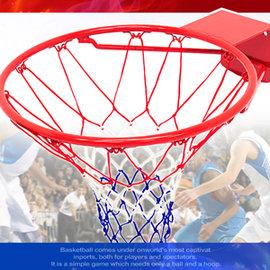 18吋金屬籃球框架(含籃球網)金屬籃框.耐用籃球架子籃網.金屬籃架不含籃球板.打籃球類運動用品.推薦哪裡買) P116-1885
