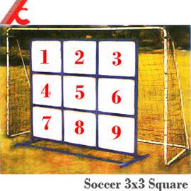 足球式3*3正方形九宮格(球類運動.運動健身器材.運動健身器材.便宜) P116-312