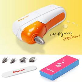 〈韓國暢銷NO.1〉韓國進口ANYONE手足電動去腳皮機/去角質修護組加碼送懶人潔膚美顏機