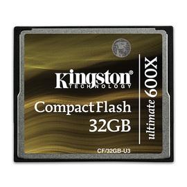 金士頓 Ultimate 600X CF 32G  32GB 記憶卡  貨 CF 32GB