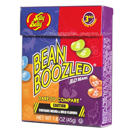 冒險柏蒂 Bean Bozzled   小