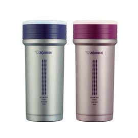↘點我再折扣↙【象印】《ZOJIRUSHI》0.35L附濾網組不鏽鋼保冷保溫杯《SM-CTE35》