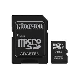 SDC4 16GB 金士頓 T~Flash micro SD SDHC 16G 16GB
