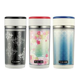 ↘點我再折扣↙【象印】《ZOJIRUSHI》0.35L可換式附濾網保冷保溫杯《SM-BTE35》