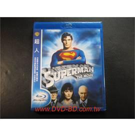 藍光BD  ~ 超人 Superman The Movie   得利 貨