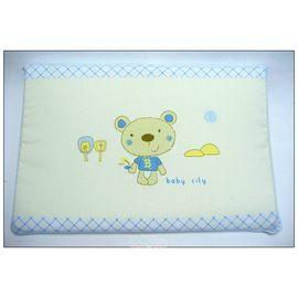 Baby City 摩登熊嬰兒乳膠塑平枕