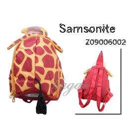 《加賀皮件》新秀麗Samsonite 可愛動物造型兒童 迷你後背包/書包新上市 Z9006002 (小)