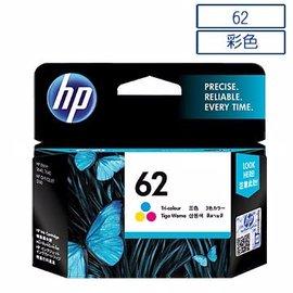 HP C2P06AA NO.62 彩色墨水匣
