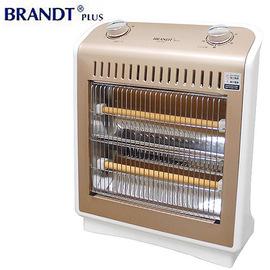 【白朗】《BRANTD》定時赤紅外線金管◆電暖器《BH-808T》
