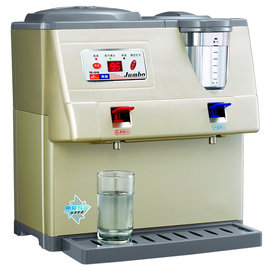 【東龍】可水洗開放式不鏽鋼溫水膽◆蒸氣式溫熱開飲機《TE-151S》