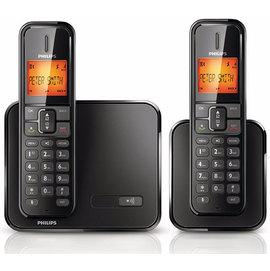PHILIPS 飛利浦 無線子母機電話 SE1712B / SE-1712B **可刷卡!免運費**