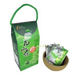 ~上山採茶~㊣杉林溪綠茶包王^~鮮綠茶^~. 高山原片春茶.20入 !