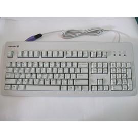 ^~銀鍵盤^~Cherry G80~3000白色青軸機械式鍵盤~中文