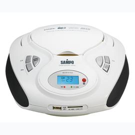◤附遙控器!超方便◢ SAMPO 聲寶 USB/SD/CD/MP3手提音響 (AK-W1013UL) **可刷卡!免運費**