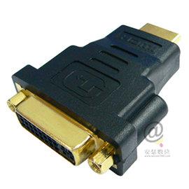 24k鍍金 HDMI 轉 DVI 轉接頭 另 MIO 508 538 588 638 658 WIFI C320 C330 C335