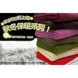 【台灣製造】↑12% 雙人雙層多用途刷毛保暖毛毯.中空纖維棉被.車用毯子.輕暖透氣非常保暖.吸濕快乾(進口材質布料)(非羽絨.棉) FB-157