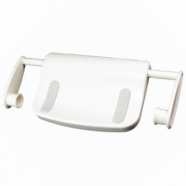 紙巾架 捲筒紙架伸縮寬度 安置洗手吸水紙x1或衛生紙x2卷 粘貼式 02095561
