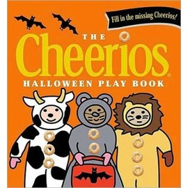 圈圈餅遊戲書  CHEERIOS CHRISTMAS PLAY BOOK