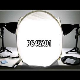 柔光天地.PC45A01迷你攝影棚. 白光攝影燈 柔光罩 攝影 散熱佳
