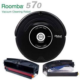 美國原廠公司貨 iRobot Roomba 571 AeroVac 定時自動吸塵器