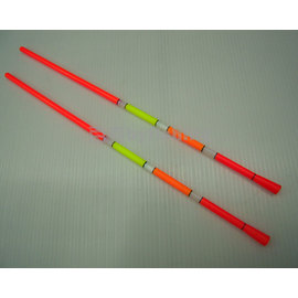 ◎百有釣具◎FUKUSHIMA 海用反光尾(浮標尾) 26CM長 規格:2.0-6多種規格可選