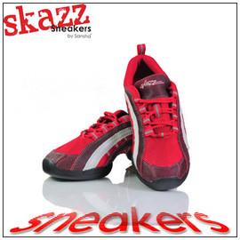 法國SANSHA ~skazz 舞鞋~ 氣墊 街舞鞋 爵士舞鞋 韻律鞋 有氧鞋 P45M