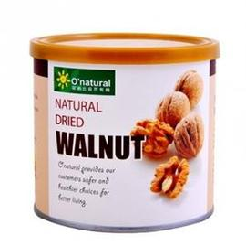 O natural 歐納丘 純天然美國加州特級核桃 一罐