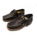 美迪-Montoya品牌(83056-58)- 帆船鞋 /雷根鞋~咖啡色 -女生款
