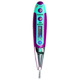 多功能液晶測電筆★檢測電器、電路優於萬用電表★最實用、最簡易之檢測工具