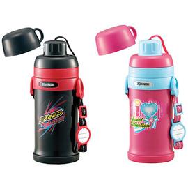 【象印】《ZOJIRUSHI》0.6L◆2 way 童用不鏽鋼真空保溫瓶《SC-MT60》