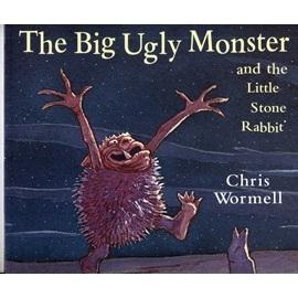 lt 怪獸與石頭兔的故事 gt  BIG UGLY MONSTER AND LITTLE