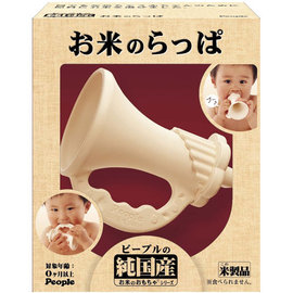 【安琪兒】日本【People】(新)米的喇叭咬舔玩具