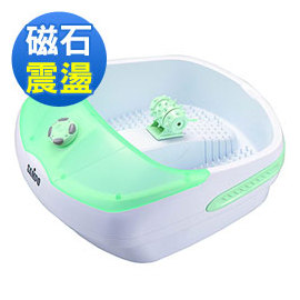 【聲寶】《SAMPO》保溫+氣泡+按摩◆SPA足部按摩機《HL-A706》