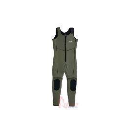 UL121台製5mm吊帶褲 雙截式潛水衣(毛巾布內裏) 零碼出清(2L上衣) 特價中